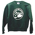 Eager Beaver Kids & Adult Sweatshirt - 8 Shirt color optiions - $12.00 & up