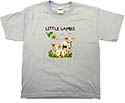 Little Lamb Full Color T-Shirt