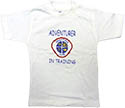 Adventurer in Training T-Shirt - White