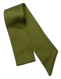 2 Honor Wide GREEN Sash - Kids & Adult