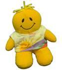 Sunbeam Beanie Mascot