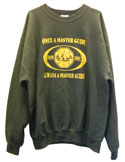 Once A Master Guide Always A Master Guide Sweatshirt on-Multiple Colors