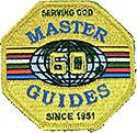 MASTER GUIDE 60TH ANNIVERSARY 2011 PATCH