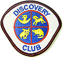 1-5 yr olds - Discovery  Club Patch - WRIGHTPUBLICATIONS.ORG PROGRAM