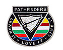 Pathfinders - Learn it, Love it, Live it Patch