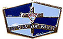 Pathfinders - In God We Trust Pin - 1.25""