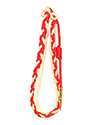 Citation Cord  -Red & White (4 Strand)