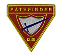 IAD Pathfinder Uniform Club Patch- Yellow Edge
