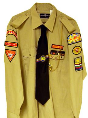 Master Guide Club Uniform Patches - Pathfinder Shirts