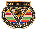 Pathfinder Preaching Program Patch