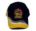 OSHKOSH 2014 HAT - BLACK/WH-GOLD SPLASH