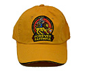 OSHKOSH 2014 HAT - GOLD /BLACK STRIP