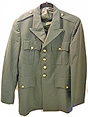 MENS CLASS A GREEN JACKETS & PANTS
