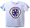 ADV - 6 CLASS - 3 COLOR LOGO SHIRTS  - ON ASST. LIGHT COLORED SHIRTS