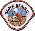 Eager Beaver Club Uniform Patch