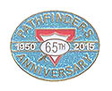 65th Pathfinder Anniversary Pin