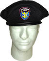 NEW NAD ADV CLUB BERET - LOGO APPLIED  Choose Navy or Maroon -