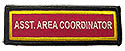 PF Sleeve Custom Title Strips - Asst. Area Coordinator