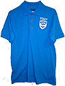 SAPPHIRE POLO WITH NADV1 LOGO / TITLE