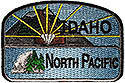 IDAHO CONF PF SLEEVE PATCH