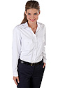 Teen & Ladies - LONG SLEEVE Class A Shirt- WHITE