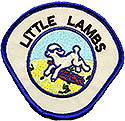Little Lamb Club Uniform Patch