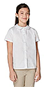 PETER PAN COLLAR  GIRLS SHIRT - WHITE $9.99 & up