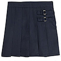 Girls Navy Scooter Skort/Skirt