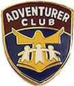 NEW ADVENTURER CLUB PIN