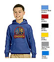 CHOSEN 2019 YOUTH GILDAN PULL OVER HOODIE SWEATSHIRT