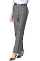 LADIES POLYESTER PANTS -Gray, Navy, Black Option