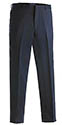 Mens Casual 100% Polyester Pants - BLACK, NAVY, GREY