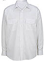 MENS- Long Sleeve Class A Shirt - White,TAN,Blue