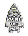 Pathfinders Point the WAY - ARROW PIN