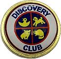 Discovery Club Pin